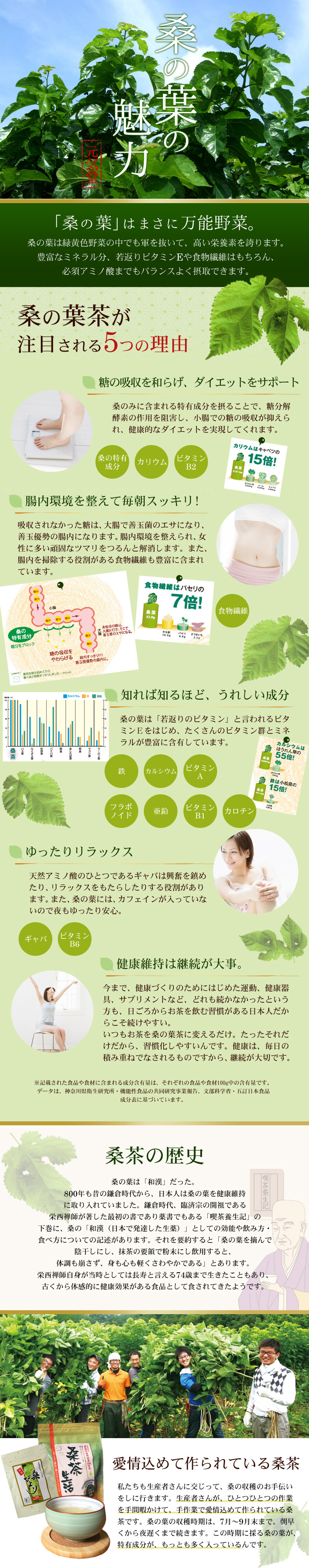 ơ�の葉の魅力 ȇ�然食品・健康食品専門店 Ņ�気堂